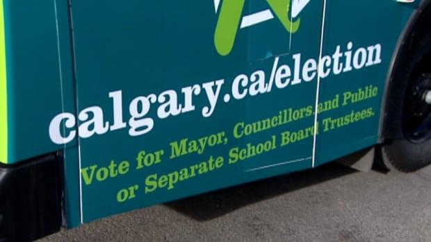 vote bus