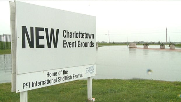 The Charlottetown Event Grounds would like to install two electronic signs.