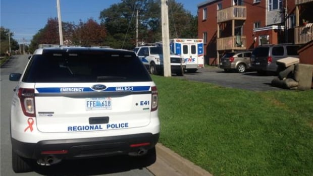 Police are looking for four suspects who fled the scene after the assault.