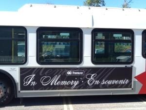 """Bus crash """"In Memory"""""""