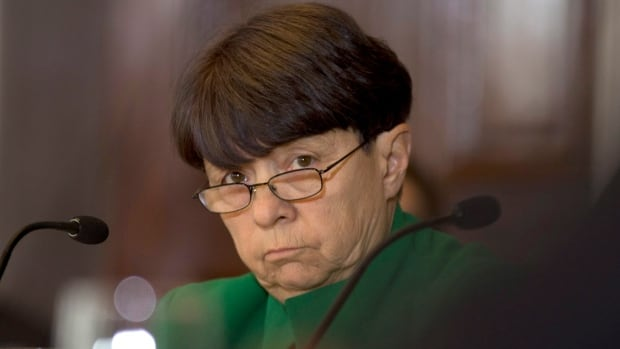 Securities and Exchange Commission chair Mary Jo White, above, said the agency hopes the size of the recent whistleblower award encourages more individuals to come forward with information about misconduct.