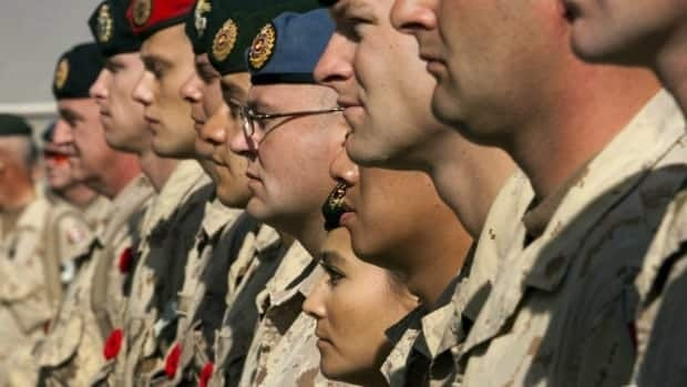 CBC's David McKie examines how federal cuts are threatening the future of a program that hires veterans who have been medically discharged from the Canadian Forces.