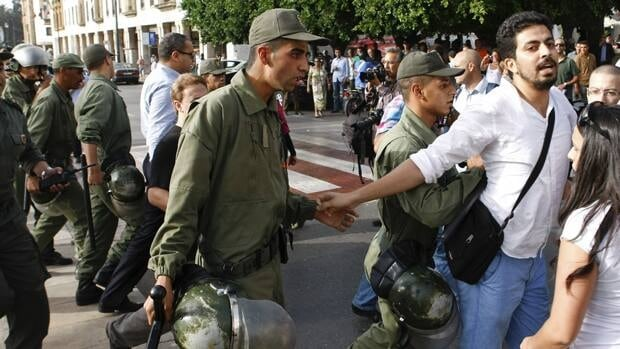 The UN expert says that torture is systematic in Morocco in cases of political crimes.