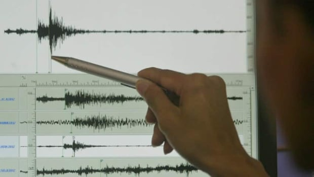 An earthquake near Oliver B.C. was felt by many who described the shaking as sustained.
