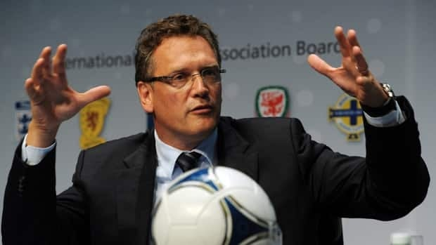 Jerome Valcke, FIFA General Secretary, defended the start times for 2014 World Cup matches and says players' health has not been compromised to please European broadcasters.