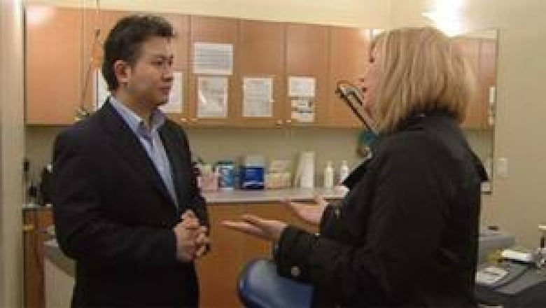 Botox injected by unlicensed practitioners cbc news eddie lee acknowledges to cbcs natalie clancy that he is not a real doctor cbc solutioingenieria Image collections