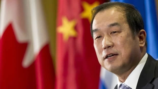 In an interview with CBC News, Chinese Ambassador to Canada Zhang Junsai had firm words for anyone accusing his country's firms of foreign espionage.