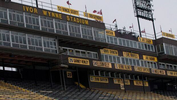 The 2012 season will be the Ticats' final one at Ivor Wynne Stadium,before it is replaced by Pan Am Games stadium.