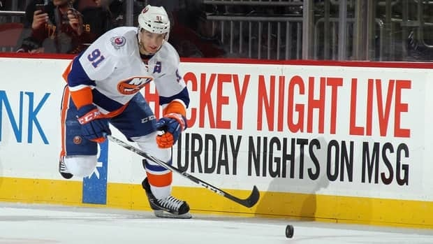 John Tavares had 81 points in 82 games last season for the Islanders.