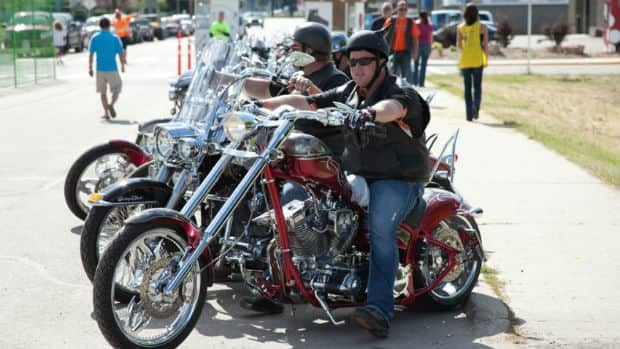 The first annual Sturgis North festival in Salmon Arm drew as many as 40,000 bikers to the Shuswap in August, 2011. The event is moving to the North Okanagan in 2012.