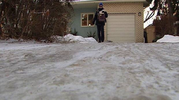 Icy sidewalks have caused injuries to letter carriers and others this winter.