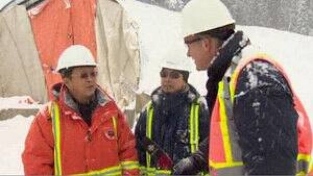 HD Mining hired workers from China to work at its Murray River underground coal mine near Tumbler Ridge in northeastern B.C., saying no Canadians were capable of the specialized work.