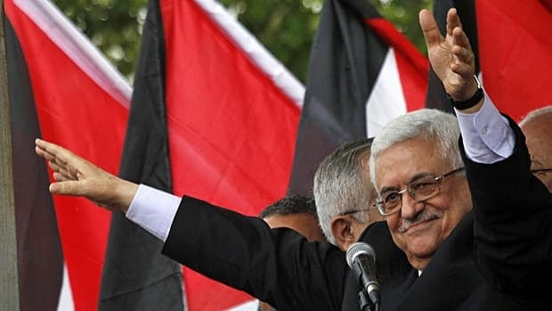 Palestinian President Mahmoud Abbas released the statement Sunday, coinciding with Israel's annual remembrance day for the six million Jews killed in the Holocaust.