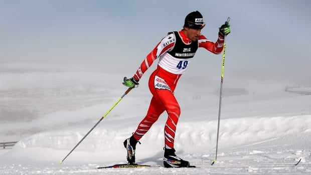 Ivan Babikov, shown in this file photo, helped his Canadian cross-country teammates grab a fifth-place finish on Sunday in Sweden.