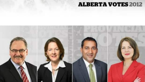 The Alberta party leader's debate starts at 6:30 p.m. Thursday.