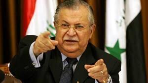 ii-iraq-president-flags
