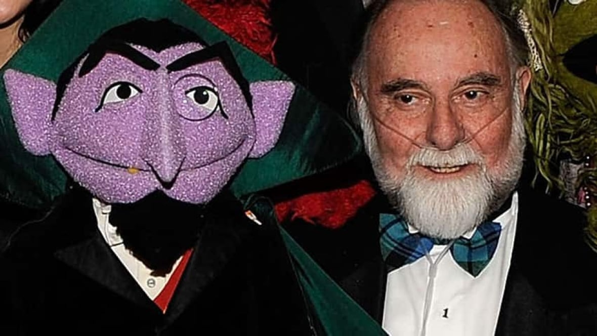 Puppeteer for Sesame Street's Count, Jerry Nelson, dies ...
