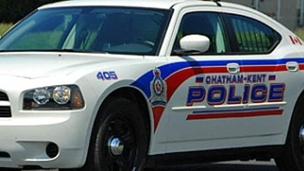 A man allegedly struck the boy in the head after trying to pass a bag of oregano off as a bag of marijuana, according to police in Chatham, Ont.