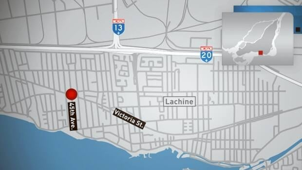 Montreal police said the victim was taken from the corner of 45th Avenue and Victoria Street in Lachine Tuesday morning and found dumped hours later in Dorval.