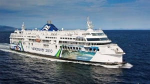 Hydraulic oil spill in Nanaimo harbour closes Duke Point ferry terminal