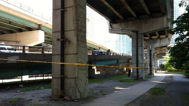 Repairs to Toronto's Gardiner Expressway are estimated to cost $20 million per year.