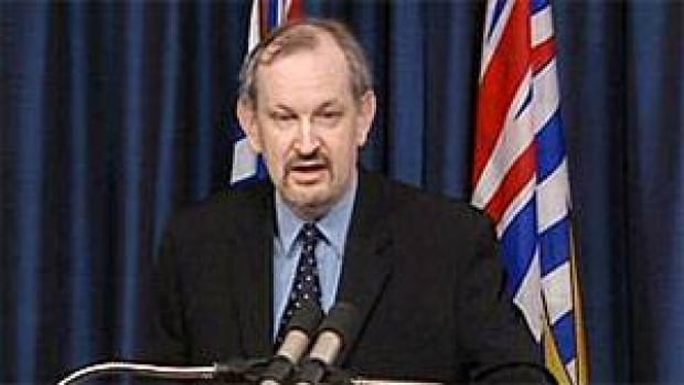 B.C. Auditor General John Doyle continues to criticize the government's accounting methods.