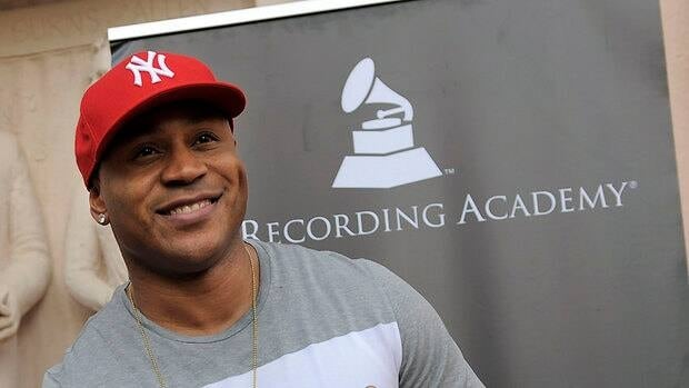 LL Cool J attends the premiere of the documentary film A Death In The Family: The Show Must Go On, featuring behind-the-scenes footage from the 2012 Grammy Awards, in Los Angeles on Monday.