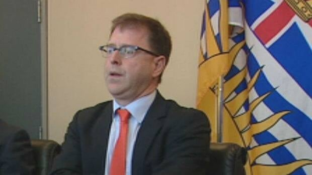 """B.C. NDP Leader is pitching a """"made in B.C."""" environmental review process."""