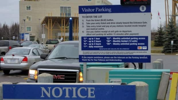Thunder Bay hospital patients and visitors often have trouble finding a parking spot during peak outpatient clinic hours.