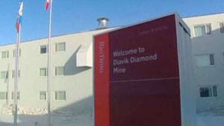 ekati diavik mines launch own diamond trademark cbc news. Black Bedroom Furniture Sets. Home Design Ideas