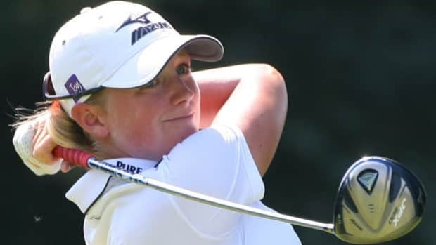 Stacy Lewis, who played at the University of Arkansas, will command the spotlight at Pinnacle.