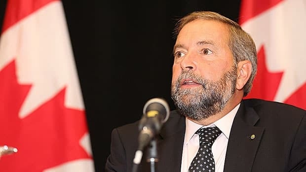 Leader Tom Mulcair and the NDP have reaffirmed support for the party's 2005 Sherbrooke declaration, which expresses the belief that a simple majority of 50 per cent plus one is enough to begin Quebec secession talks.