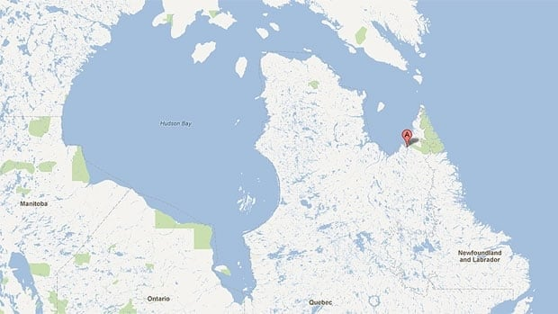 The woman was attacked at a hunting camp near the community in Nunavik.