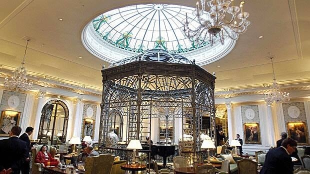 International Development Minister Bev Oda had staff rebook her into the posh Savoy hotel overlooking the Thames, an old favourite of royalty and currently owned by Prince Alwaleed of Saudi Arabia.