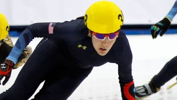 Lana Gehring responded just two days after allegations of abuse involving the U.S. short track speedskating coach were first made public.