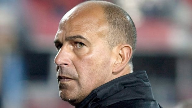 Canadian team coach Stephen Hart isn't looking past his squad's World Cup qualifying match against winless Cuba on Oct. 12 at BMO Field in Toronto.