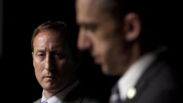 Defence Minister Peter MacKay said Russia needs to intervene in the Syrian civil war. (Adrian Wyld/Canadian Press)