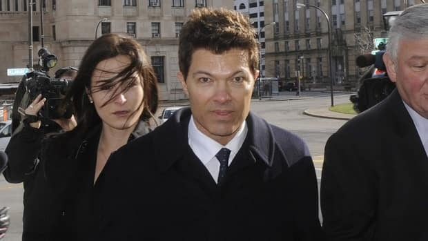 Anthony Galea avoided prison in the U.S. after pleading guilty in Buffalo, N.Y., in July last year to the mislabelled drug charges.