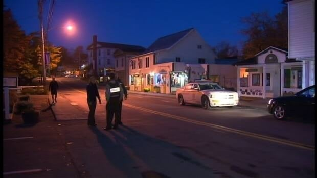 Police continue to investigate a bar fight that caused the death of a man near Brome Lake.