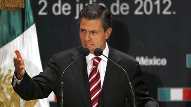 Enrique Pena Nieto, candidate of the Institutional Revolutionary Party (PRI) received 38.21 per cent of the votes, according to country's electoral authority.