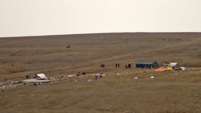 Bathurst woman died in Nunavut plane crash | CBC News