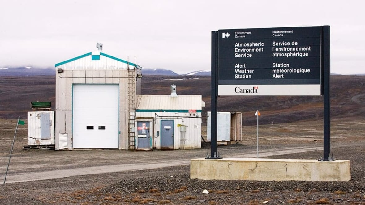 Flame Retardant Chemicals Show Up In High Arctic North Cbc News