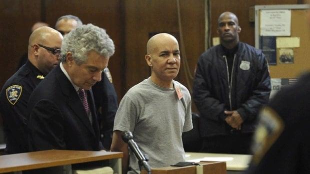 Pedro Hernandez appears in Manhattan criminal court on Nov. 15.