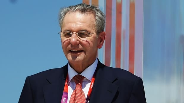 "IOC president Jacques Rogge says the World Anti-Doping Agency's proposal ""is something that satisfies us in that it endorses increasing sanctioning for what I would call heavy doping."""