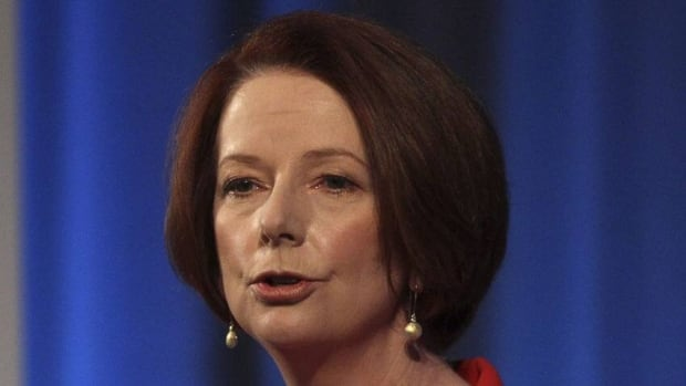 Australian Prime Minister Julia Gillard allowed Labor party members to vote their conscience for the bill, which was rejected 98-42 in the House of Representatives.