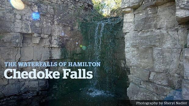 Hamilton's Chedoke Falls.