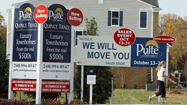 A measure of U.S. pending home sales rose 5.2 per cent in October.