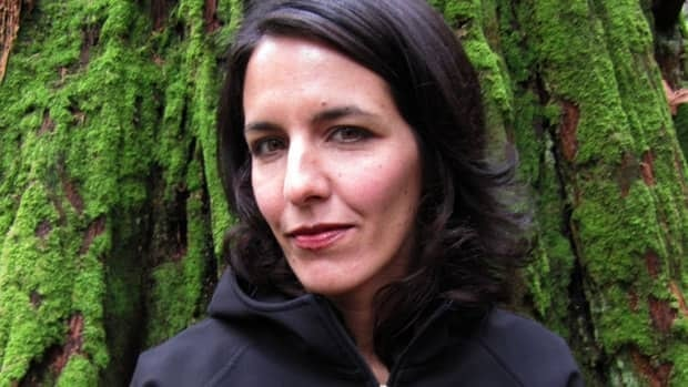 Charlotte Gill is nominated in two B.C. Book Prize categories for her tree-planting memoir Eating Dirt.
