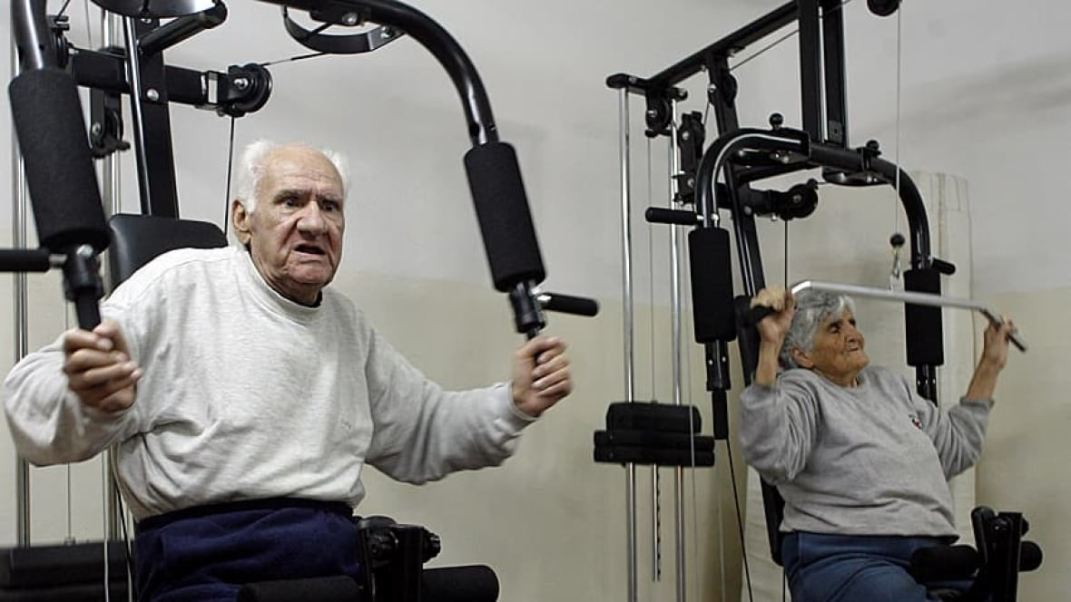 Image result for Seniors Should Lift Weights for Exercise: Study