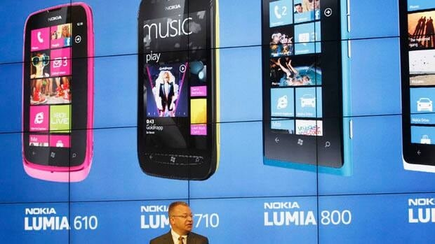 Chief executive Stephen Elop told the Mobile World Congress in Barcelona that the new phones demonstrate the actions necessary to improve the fortunes of Nokia.